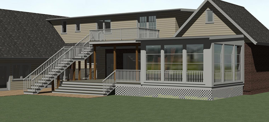 Total Home Improvements Yorktown Va Contractor 3d Design Turns Your Vision Into Reality